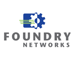 Foundry Networks list page logo