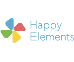 happy elements list page logo